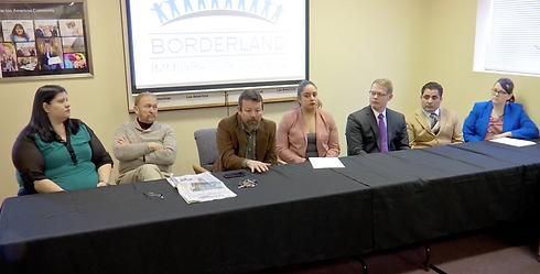 Borderland Immigration Council, Carlos Spector, Immigration Law, Border, El Paso, ICE