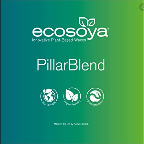 ECO SOYA PILLAR BLEND WAX - FREE DELIVERY