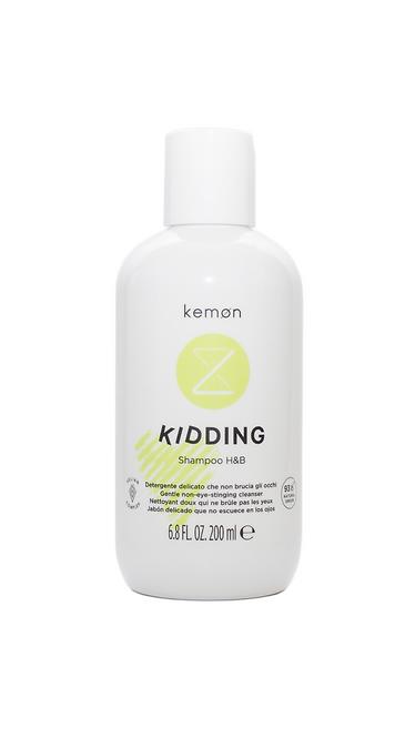 Детский шампунь для волос и тела KEMON
