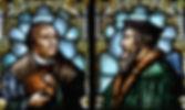 Martin Luther - John Calvin