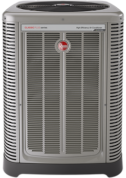 Rheem 17 SEER AC Air conditioner
