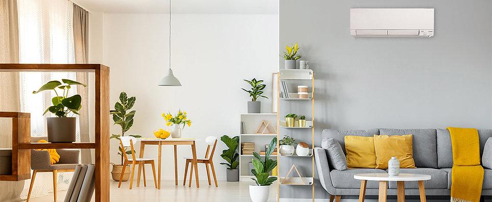 Comfortable Home Hutchinson KS Mini Split Wall
