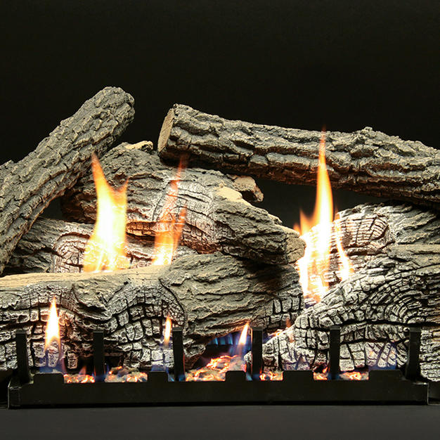 Super Stacked Wildwood Log Set