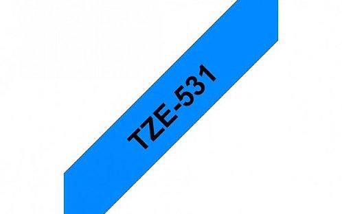 Brother TZE531סרט למכשירי תוויות (פיטאץ')