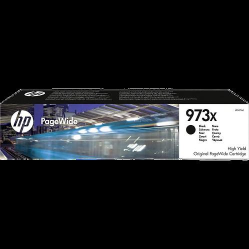 ראש דיו שחור HP 973X L0S07AE