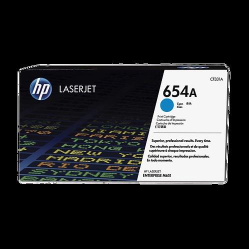  HP 635A CF331A טונר כחול מקורי