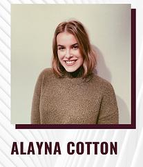 Alayna Cotton, DASACC SMA