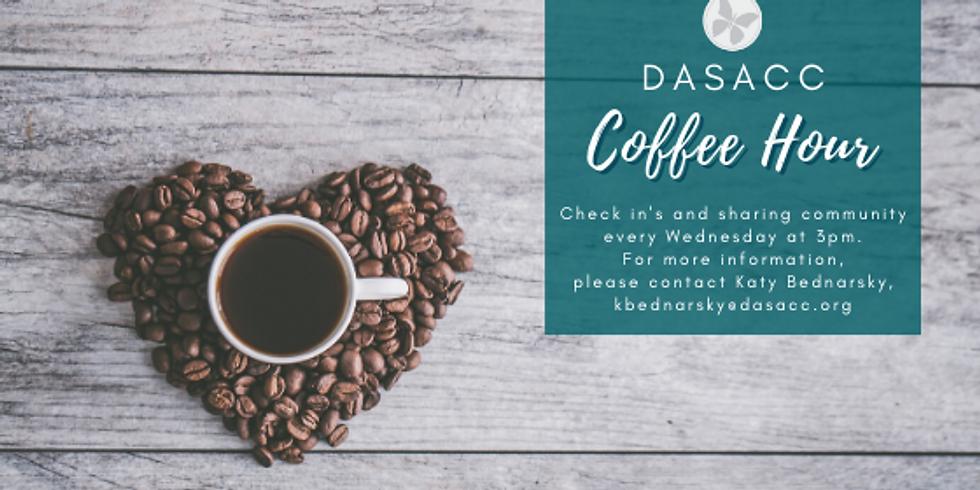 Weekly Coffee Hour