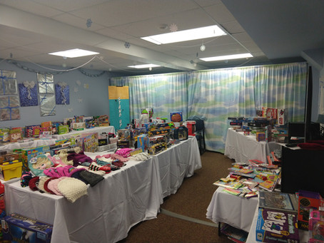 DASACC's 5th Annual Holiday Shoppe