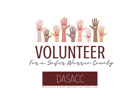 Volunteering at DASACC