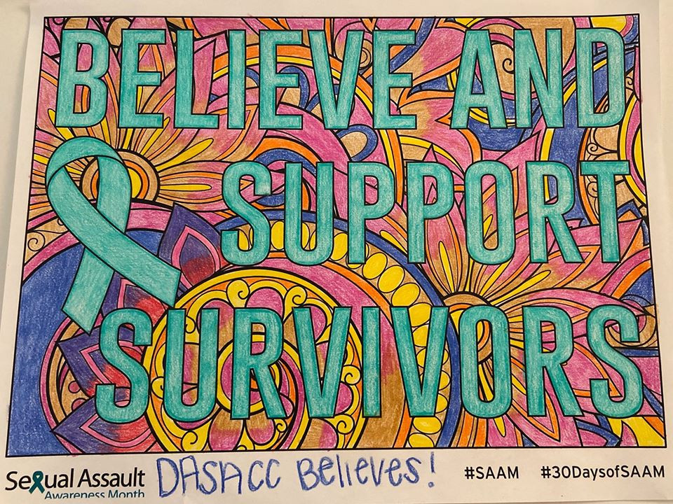 Believe and Support Survivors