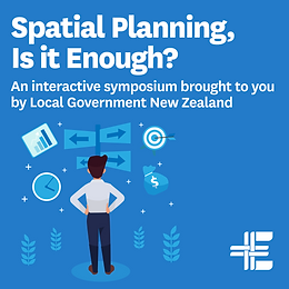 Spatial Planning, is it enough? - An Interactive Sympsosium