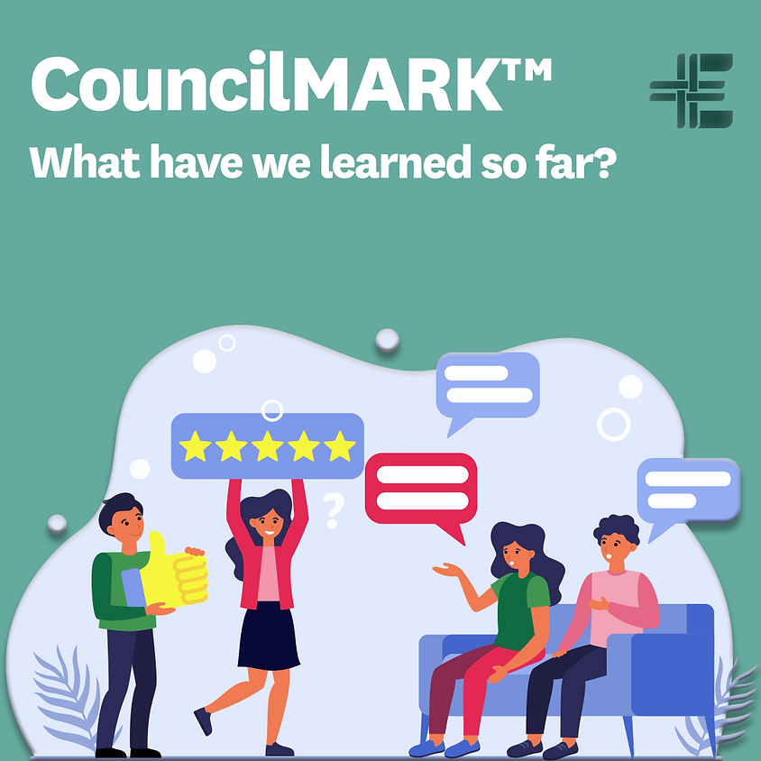 CouncilMARK™ What have we learned so far?