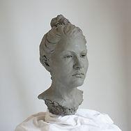 Female Portrait Bust