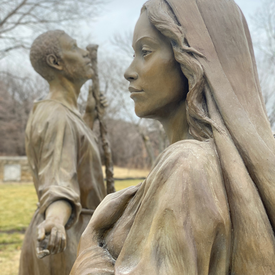 St. Joesph & Mary