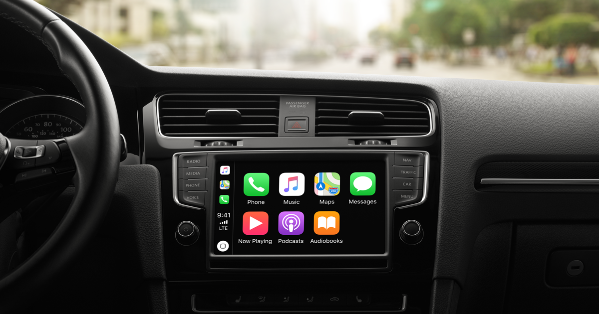 APPPLE CARPLAY