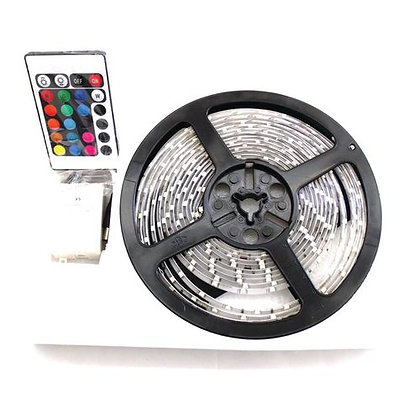 Race Sport Multicolored Adhesive Strip Light RS-16FT-5050-RGB