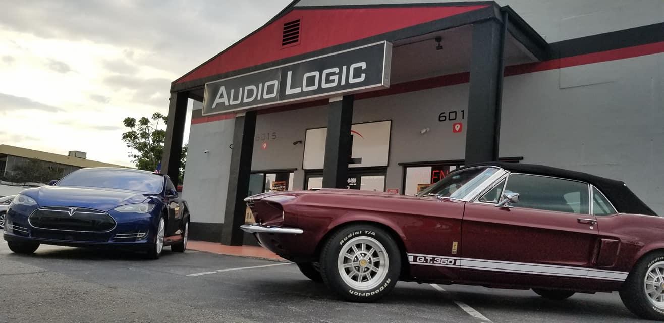 audiologic storefront