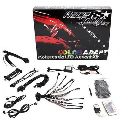 RSMKIT ColorADAPT Adaptive RGB LED Motorcycle Kit
