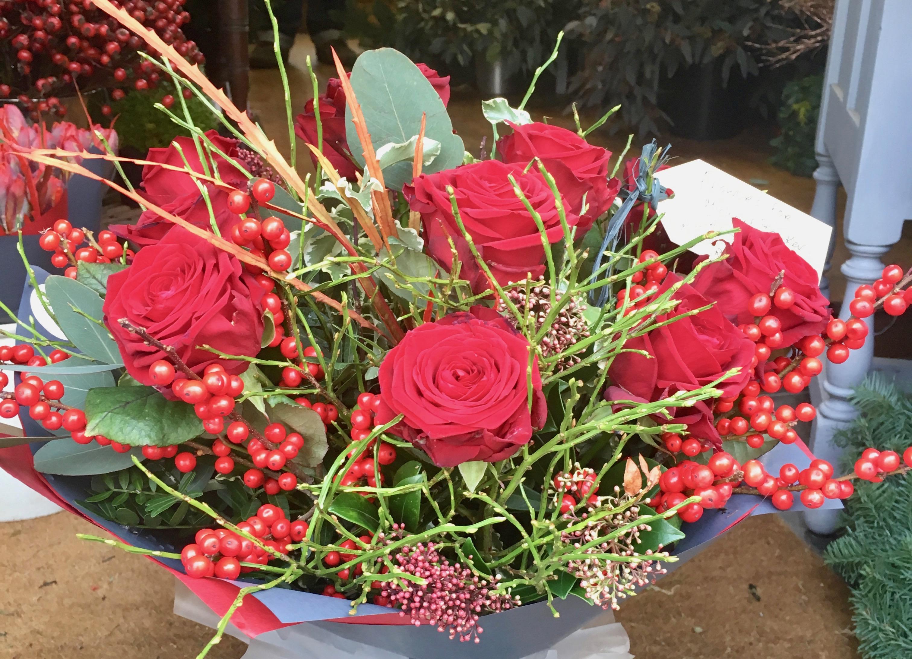 Babbage Bouquet