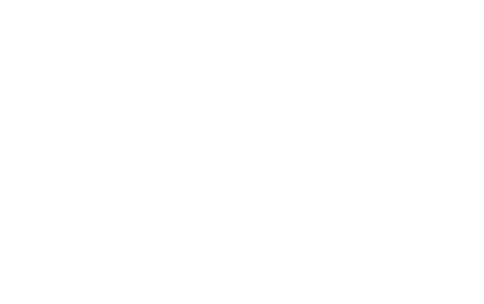 Blue Geranium Florist logo