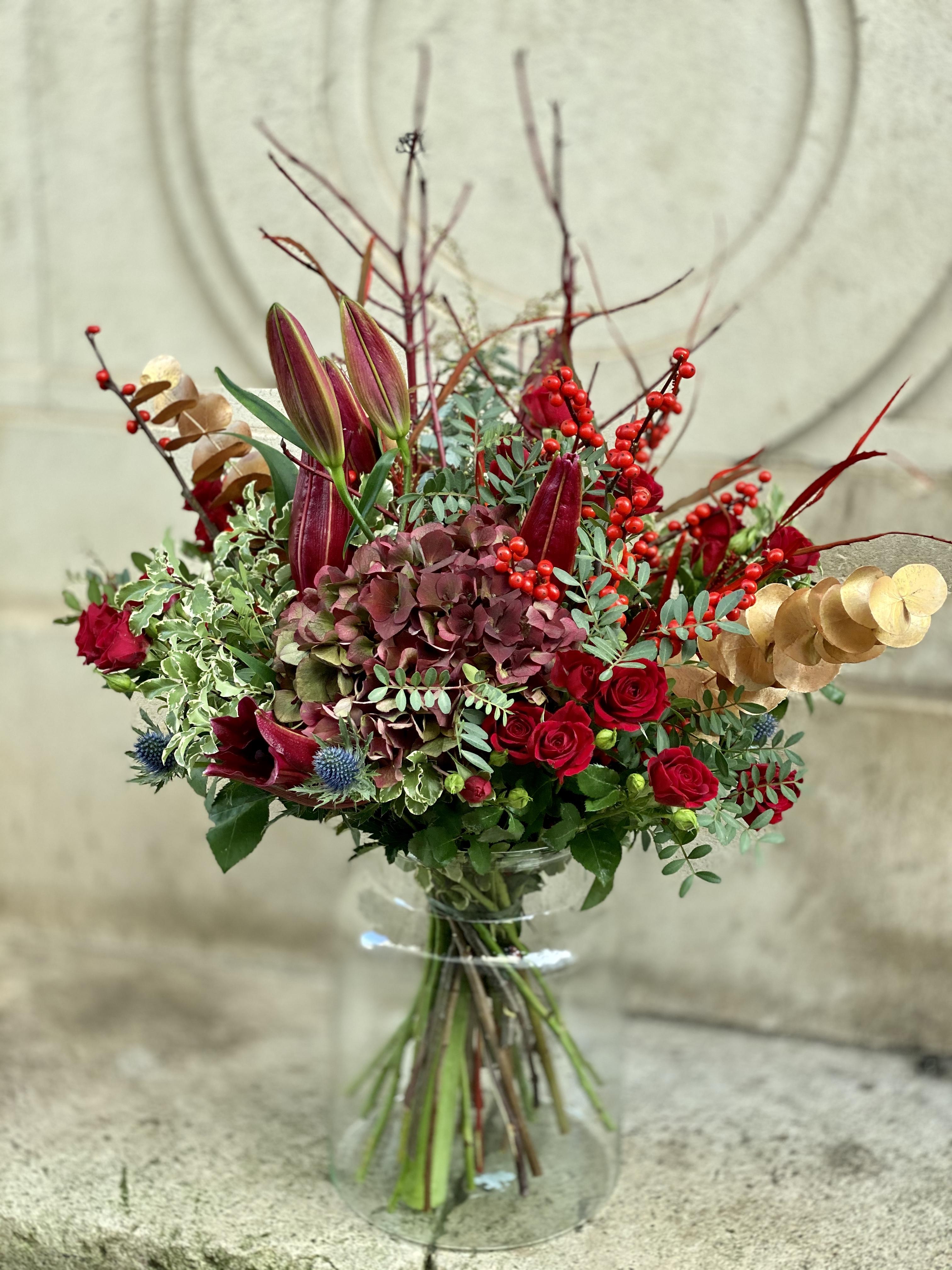 Christmas Bouquet 2