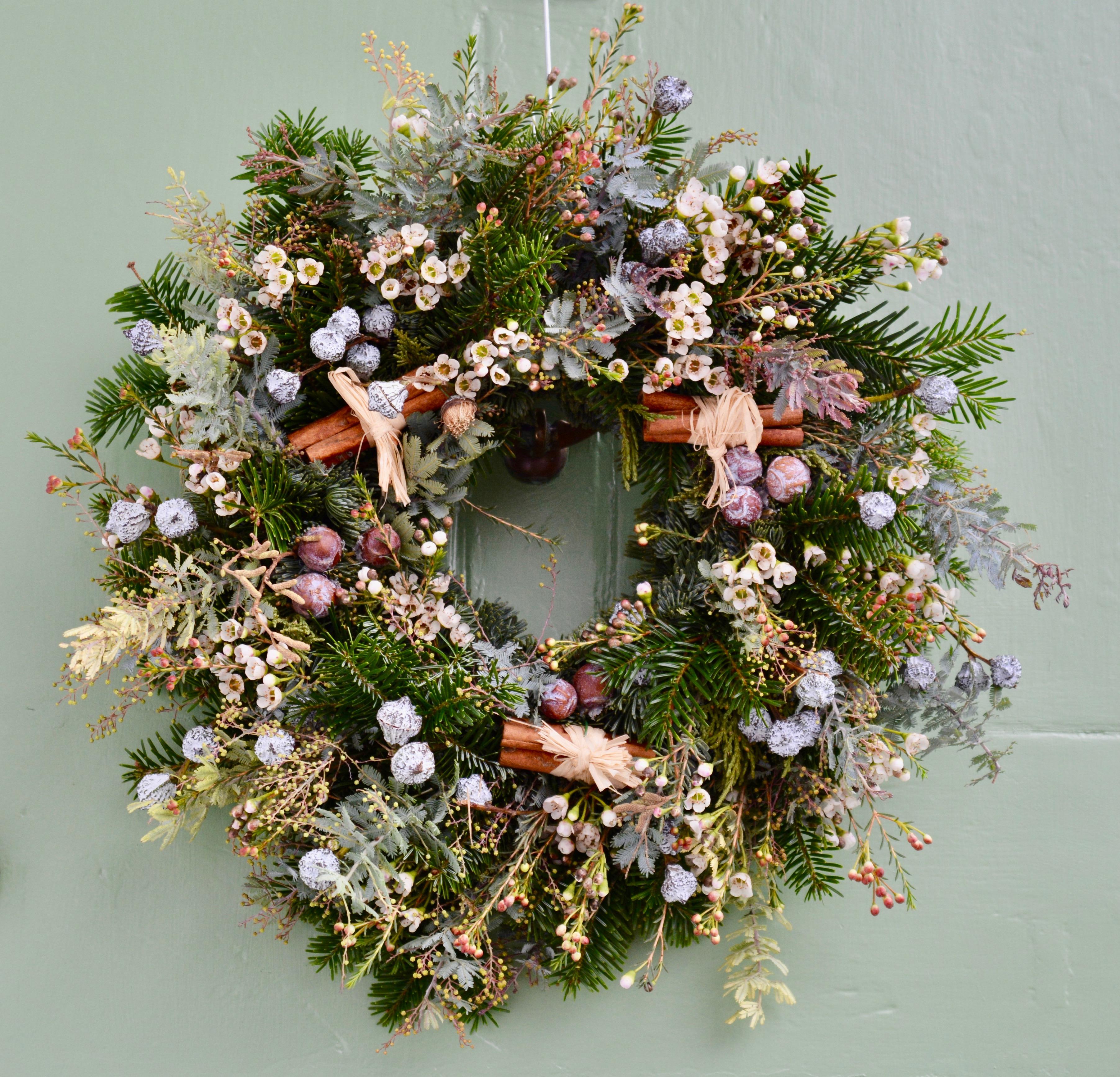 The Bowden Christmas Wreath
