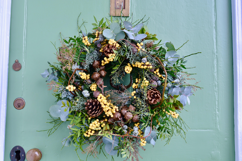 Castle Garden Wreath