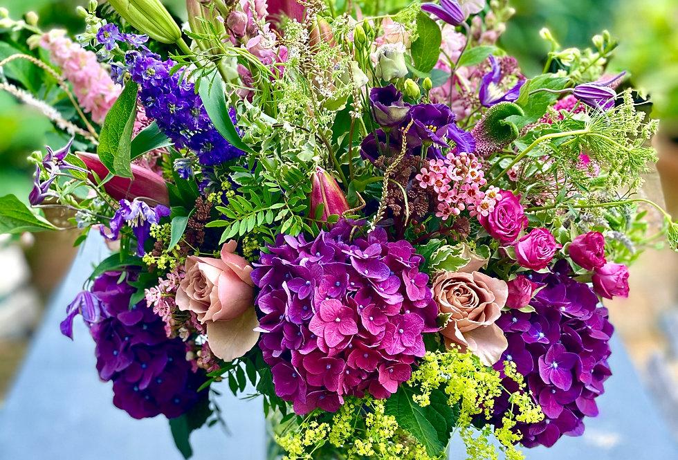 The Dart Bouquet