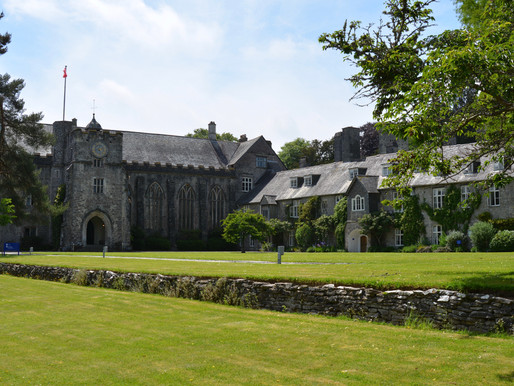 Dana & Neil's Wedding at Dartington Hall
