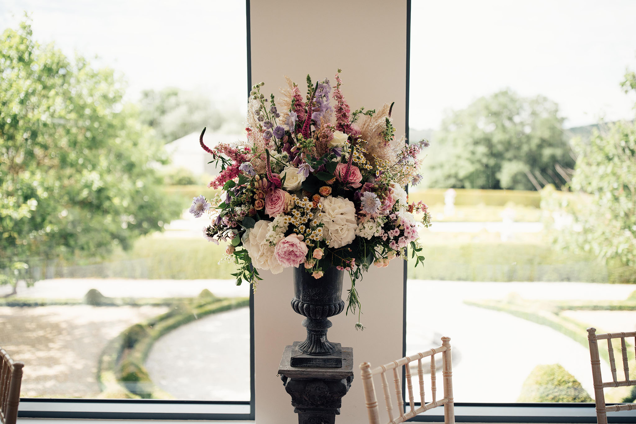 Classical Floral Arrangement