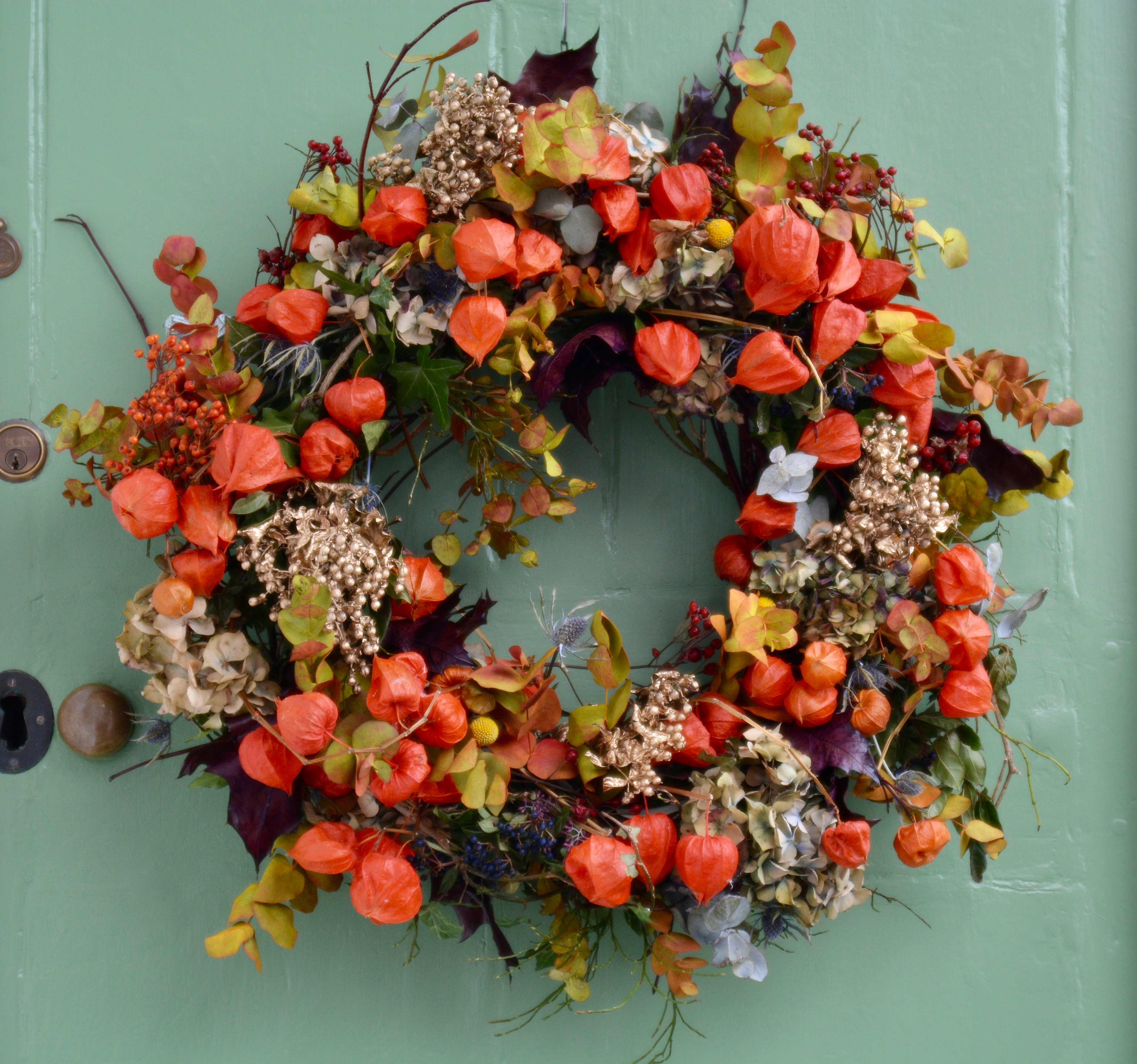 Hot Toddy Christmas Wreath