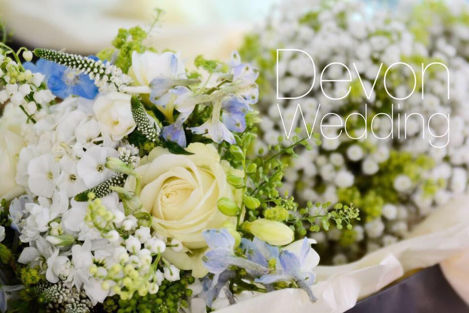 Blue Geranium Florist Totnes Devon - Wedding Flowers