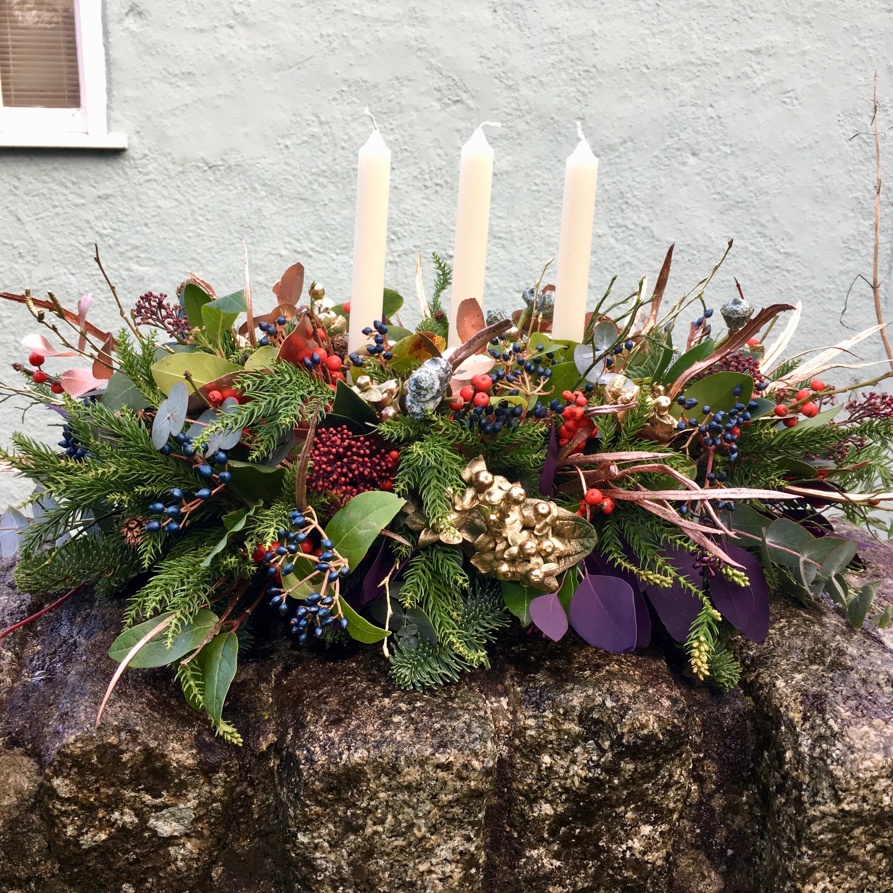 The Hempston Festive Arrangement