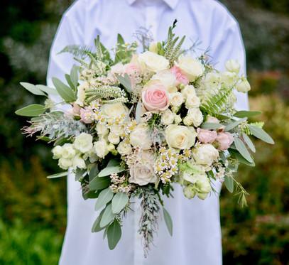 Wild Style Bridal Bouquet