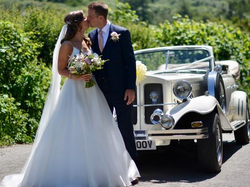 Madeleine & Jack's Classical Wedding