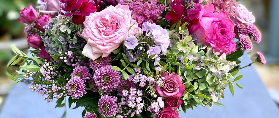Dartmoor Dusk Bouquet
