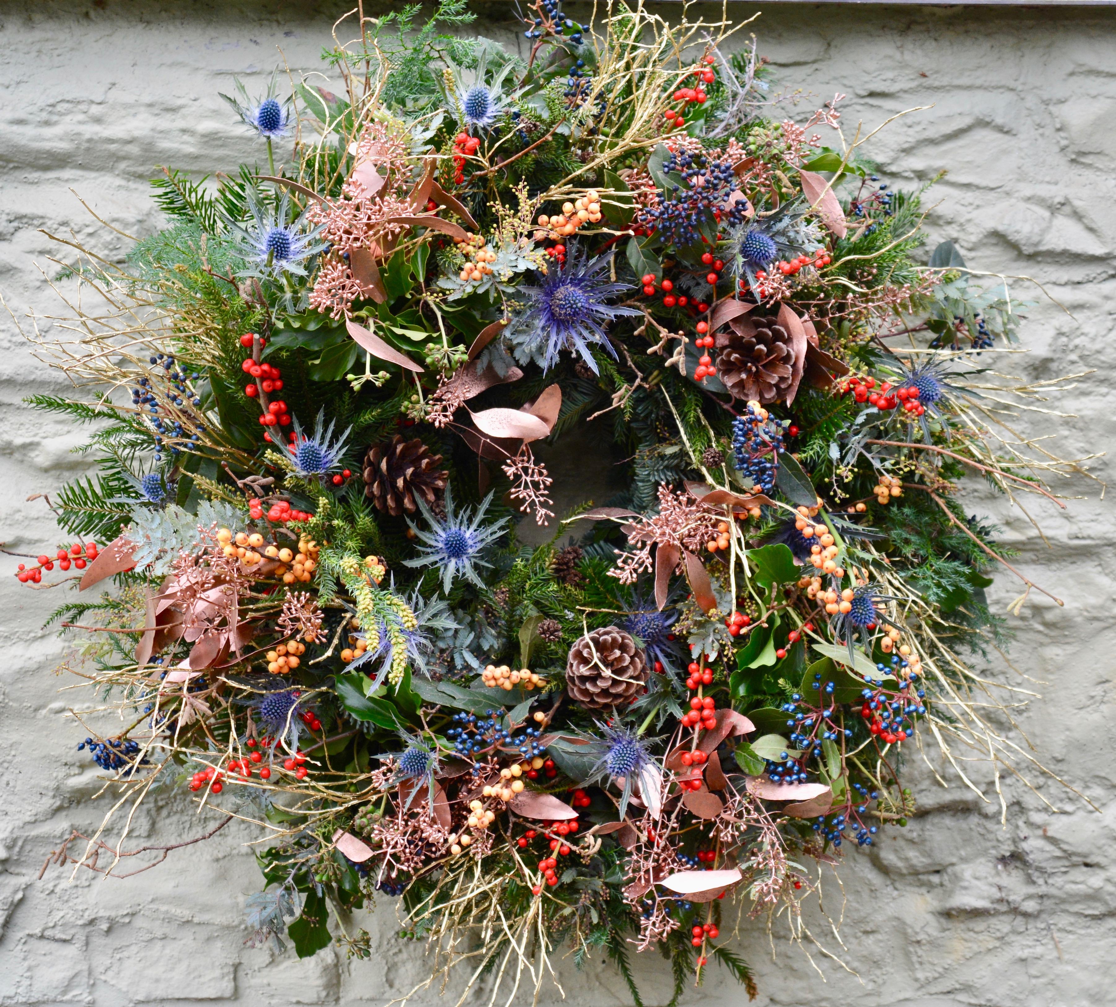 The Davidson Festive Wreath