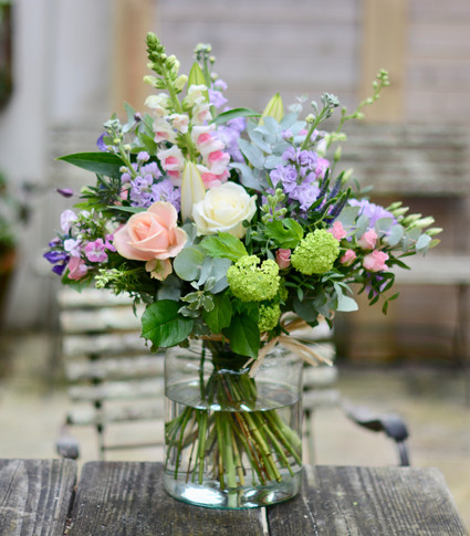Mixed Pastel Bouquet 2