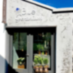external image of Blue Geranium Florist shop