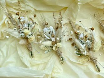 Dried Buttonholes