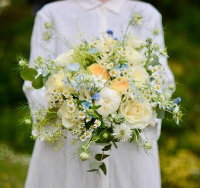 Salcombe Bridal Bouquet