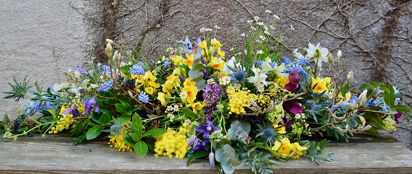 Spring Garden Arrangement