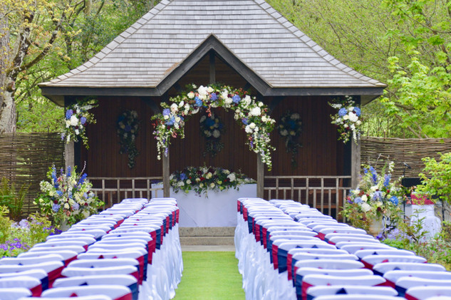 Summerhouse Ceremony Space