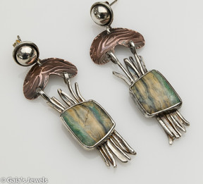 Sticks and Stones Earrings