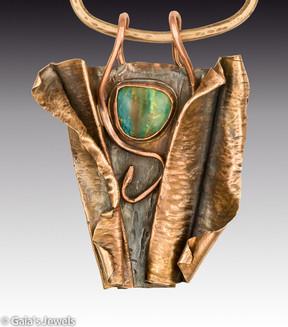 Nature's Surprise Necklace