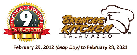 Broncos Kitchen 9th-ANIVERSARY Celebrati
