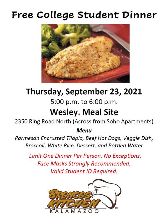 Broncos Kitchen Thursday Dinner Menu Fall 2021.jpg