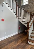 New Studio Stairwell