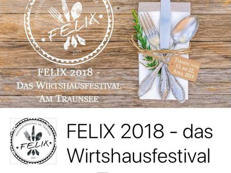 Felix 2018 - Das Wirtshausfestival